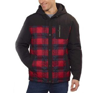 NWT Pendleton Down Filled Long Sleeve Puffer Coat
